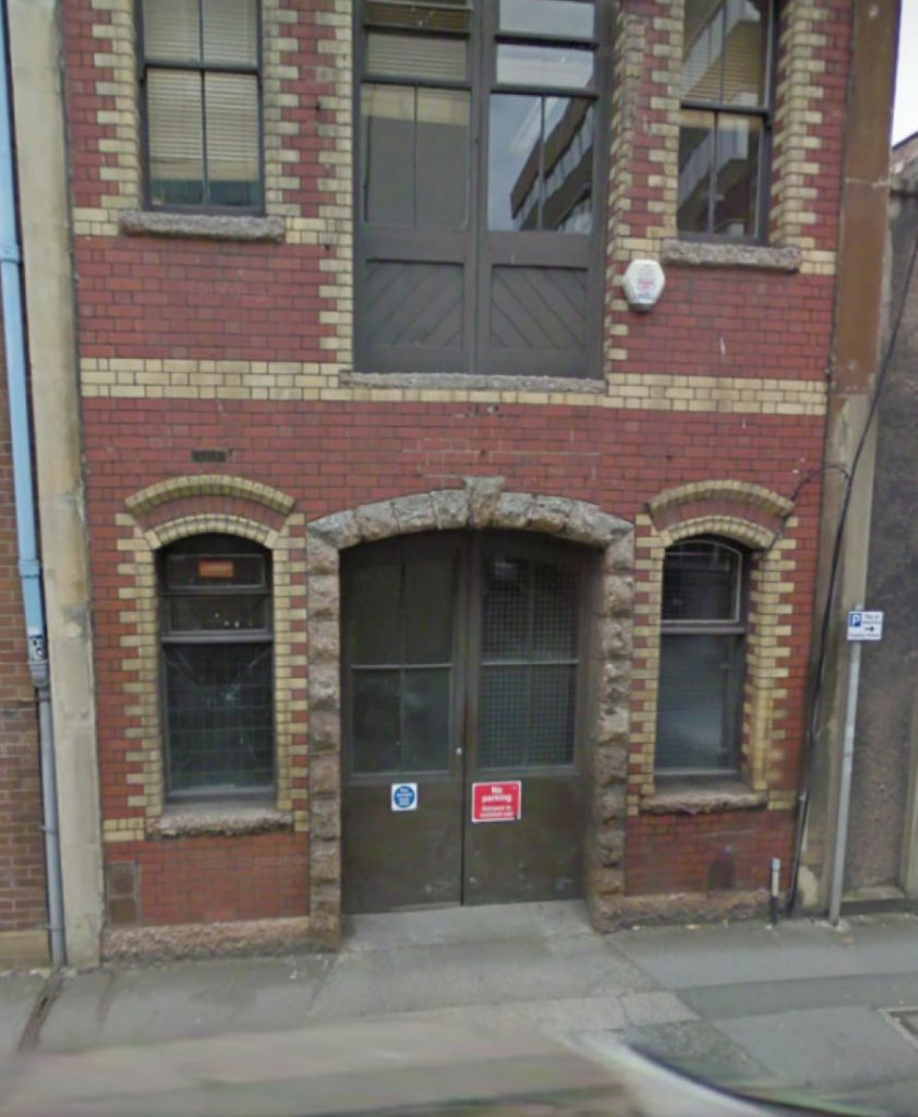 Warehouse facade to be preserved; Redcliffe Quarter